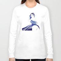 celestial Long Sleeve T-shirts featuring Celestial III by Stevyn Llewellyn