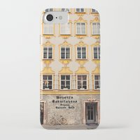 mozart iPhone & iPod Cases featuring Mozart Residence  by Laura Ruth