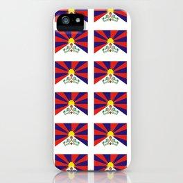 flag of thibet,བོད,tibetan,asia,china,Autonomous Region,everest,himalaya,buddhism,dalai lama iPhone Case