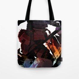 Culture Shock - Samurai Tote Bag