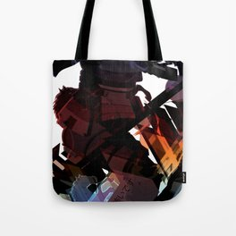 Culture Shock - Samurai Tote Bag