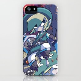Link 64 iPhone Case