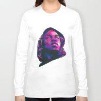 kendrick lamar Long Sleeve T-shirts featuring KENDRICK LAMAR : NEXTGEN RAPPERS by mergedvisible