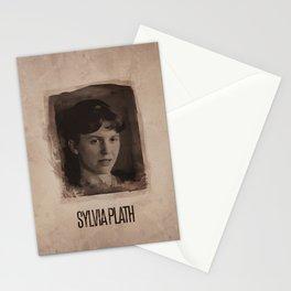 Sylvia Plath Stationery Cards