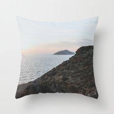 Greece IV Throw Pillow