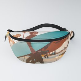 Surfers Fanny Pack