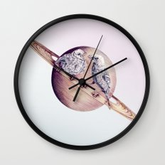 In which bird watching may require the aid of a telescope Wall Clock