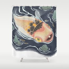 A Happy Excursion #1 Shower Curtain