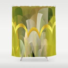Orgânic Minimalism II - Amazônia Shower Curtain