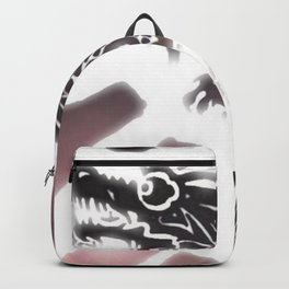 The Electric Dragon Backpack