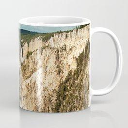 Lower Falls color Coffee Mug