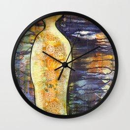 Call of the siren Wall Clock