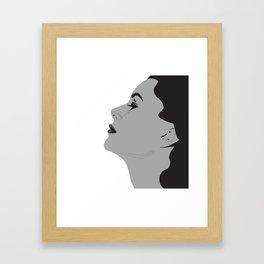 Beauty & Grace Framed Art Print