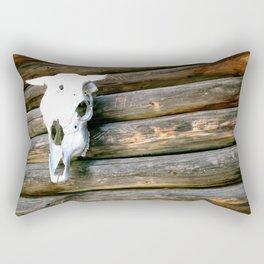 Celtic Skull Rectangular Pillow