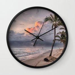 Save My Seat Wall Clock