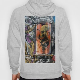 Alien Graffiti  Hoody