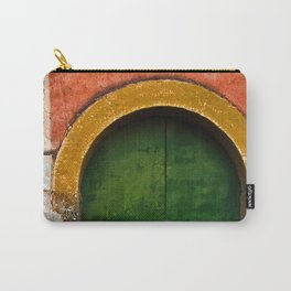 Magic Green Door in Sicily  Carry-All Pouch