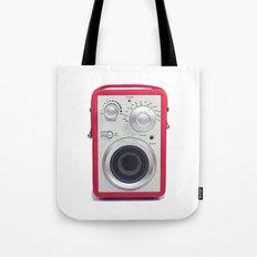 Vintage Radio Tote Bag