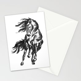 Sumi Horse Stationery Cards