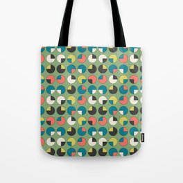 Pie Green Tote Bag