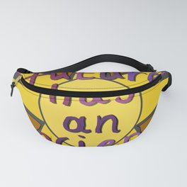 future past Fanny Pack