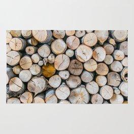 Logged Rug