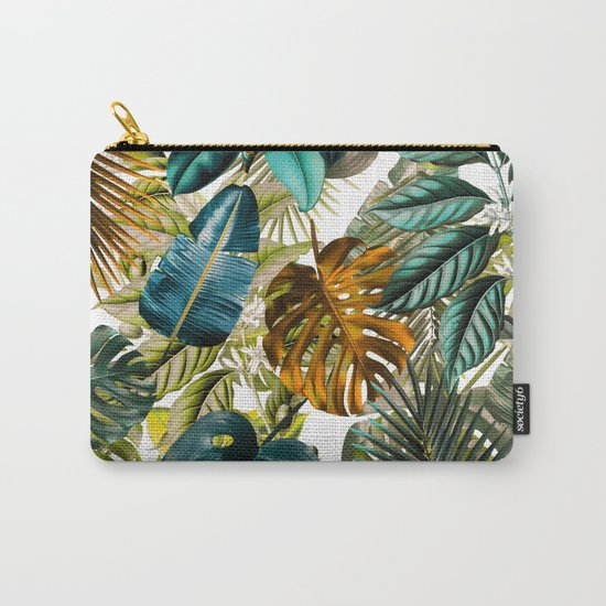 Tropical Garden IV Carry-All Pouch