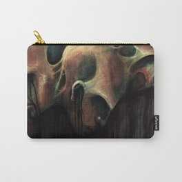 See Evil, Hear Evil, Speak Evil Carry-All Pouch