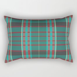 The Season Plaids  Rectangular Pillow