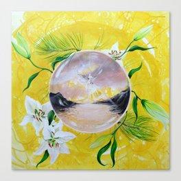 Paloma Canvas Print
