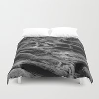 daria Duvet Covers featuring Roots by Dar'ya Vlasova