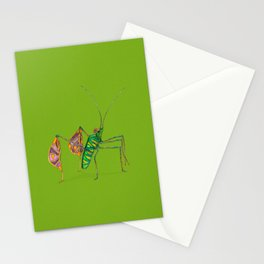 Une puce tres chouette! Stationery Cards