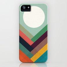 Rows of valleys Slim Case iPhone (5, 5s)