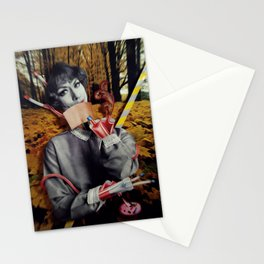 The Fall | Collage Stationery Cards