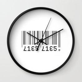 Lies Lies Wall Clock
