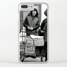 9 to 5 Clear iPhone Case