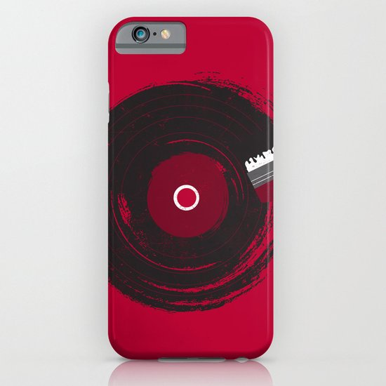 Art of Music (RED) iPhone & iPod Case
