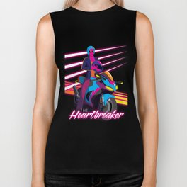 The Heartbreaker Biker Tank