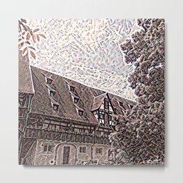 Pfalz Bamberg Metal Print