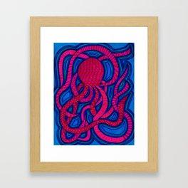aguapus Framed Art Print