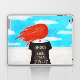 Smells Like Teen Spirit Laptop & iPad Skin