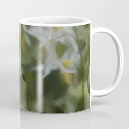 Avalanche Lily Painterly Coffee Mug