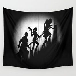 The Nosferatu Slayer Wall Tapestry