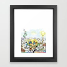 you're COLOR - Page 4 Framed Art Print