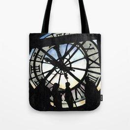 Musée d'Orsay Clock Tote Bag