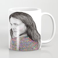 birdy Mugs featuring Birdy by label tania