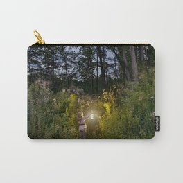 Entering the Forest Carry-All Pouch