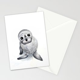 Little Seal Stationery Cards