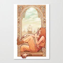 'Good Riddance' Canvas Print