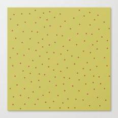 Pistachio  Canvas Print
